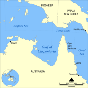 Gulf of Carpentaria