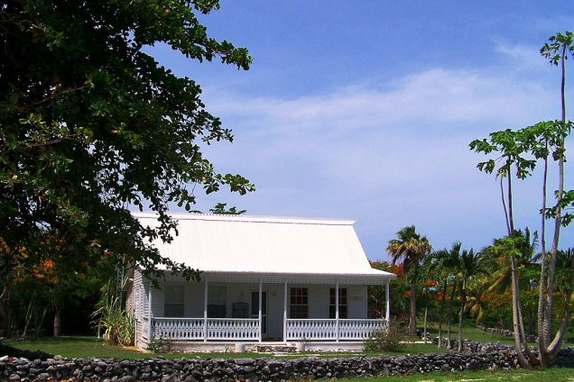 Traditional Caymanian Home