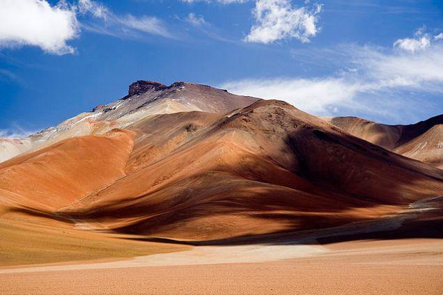 Colors of Altiplano Boliviano 4340m Bolivia