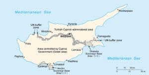 An Island Divided