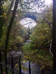 Bridge over Leith