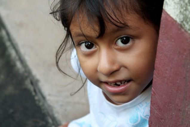 Honduran Girl