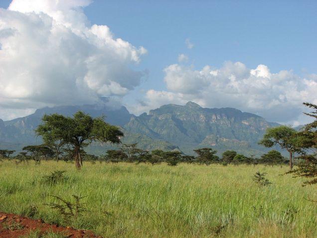 Mount Khadam, Uganda