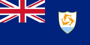 Flag of Anguilla