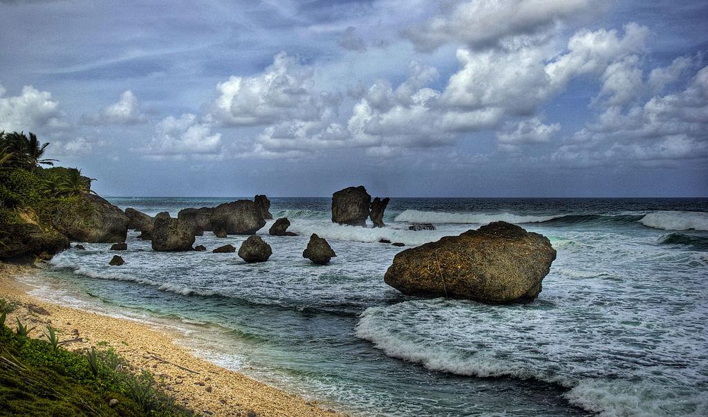 A Beach, Barbados