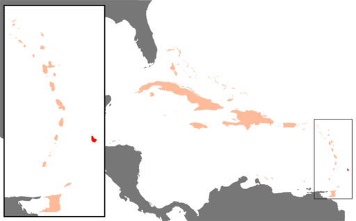 Location of Barbados