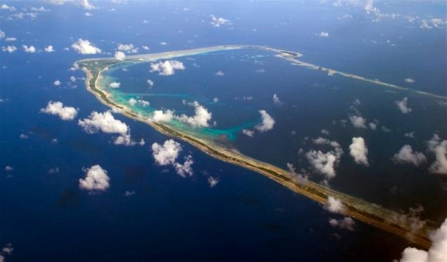 Image of Majuro atoll